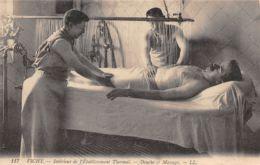 Vichy (03) - Intérieur De L'Etablissement Thermal - Douche Et Massage - Vichy