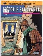 No PAYPAL !! Conan Doyle Croquet Bonte Sherlock Holmes 7 L'étoile Sanglante , Bdétectives Masque 37 Éo Lefrancq 1997 BD - Editions Originales (langue Française)