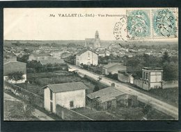 CPA - VALLET - Vue Panoramique - Other Municipalities