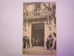 GP 2019 - 23   VICHY  (Allier)  :  Le SHAH De Perse Au Balcon Du Nouvel Hôtel   1905   XXX - Vichy