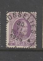 COB 197 Oblitération Centrale GOSSELIES Dispersion D'un Ensemble Houyoux Oblitérations Concours - 1922-1927 Houyoux