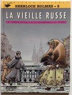 No PAYPAL !! Conan Doyle Duchateau Clair Sherlock Holmes 8 La Vieille Russe , Bdétectives Masque 404 Éo Lefrancq 1997 BD - Editions Originales (langue Française)