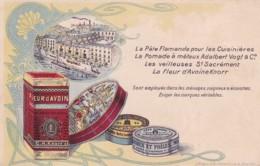 281035La Fleur D'Avoine Knorr (voir Coins) - Pubblicitari