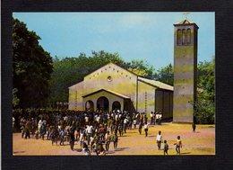 Tchad / KOUMRA  / L'Eglise ( Architecte Fr. J. Larraya ) - Tchad
