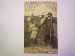 GP 2019 - 32   POUILLY  (Nièvre)  :  EN VENDANGES  -  Silène Et Bacchus  1906   XXX - France