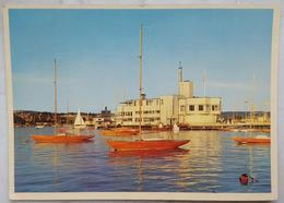 """Norway - Norge - Oslo. """" The Queen """", Charming Restaurant By Oslo Harbour. Restaurant """" Dronningen """"   Vg 1959 - Norvegia"""