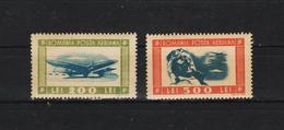 1946 - Organisations De Jeunesse Mi 998/999  MNH - 1918-1948 Ferdinand, Carol II. & Mihai I.
