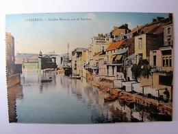 BELGIQUE - HAINAUT - CHARLEROI - Maisons Sur La Sambre - 1925 - Charleroi