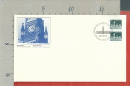 CANADA - FDC - 1989 - Parliament Building - Primi Giorni (FDC)