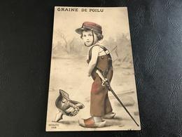 1068 - GRAINE DE POILU - 1916 - War 1914-18