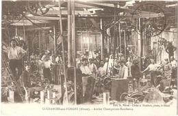 Dépt 55 - COUSANCES-LES-FORGES - Atelier Champenois-Rambeaux - Édit. G. Vernet - Cliché A. Humbert, Photo - France