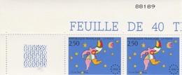 FRANCE 1992 N°2776** MARCHE EUROPEEN LA PAIRE BDF - France