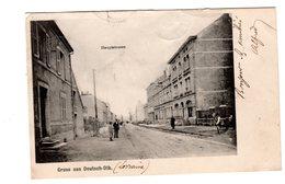 CPA 57 - Hauptstrasse - Gruss Aus Deutsch Oth , Audun - Faulquemont