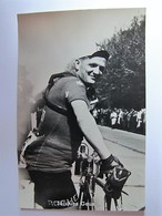 SPORTS - CYCLISME - Jacques Geus - Ciclismo