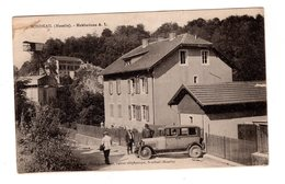 CPA 57 - Nondkail ( Moselle ) Habitations, Beau Plan Automobile , Animation - France
