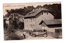 CPA 57 - Nondkail ( Moselle ) Habitations, Beau Plan Automobile , Animation - Autres Communes