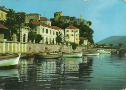 Herceg Novi (Montenegro, Ex Jugoslavia) Pogled Na Forte Mare, Fortificazioni Di Cattaro, Fortress - Montenegro