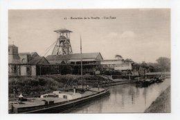 - CPA MINES - Extraction De La Houille - Une Fosse - N° 17 - - Mines