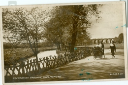 Chelmsford; Recreation Ground - Circulated. (Valentine's) - England