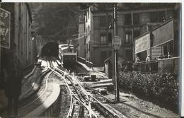 Photo - Train - Tramway - Funiculaire De Lyon Saint Just - Trains