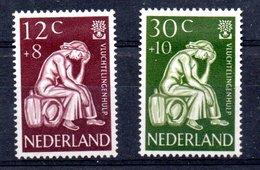 Pays Bas / Série N 717 à 718 / NEUFS Avec Charnières - 1949-1980 (Juliana)