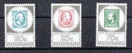 Pays Bas / Série N 852 à 854 / NEUFS Avec Charnières - Period 1949-1980 (Juliana)