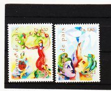 MOO637  VEREINTE NATIONEN UNO GENF  2007  MICHL 573/74 **  Postfrisch - Genf - Büro Der Vereinten Nationen