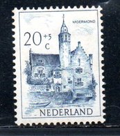 Pays Bas / N 558 / 20 C + 5 Bleu / NEUF Avec Charnière - 1949-1980 (Juliana)