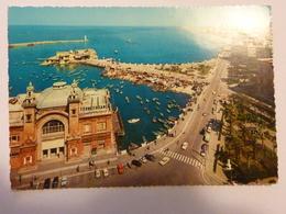 """Cartolina Viaggiata """"BARI Il Lungomare"""" 1968 - Bari"""