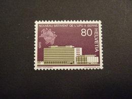 SWITZERLAND. UPU. 1970. BUILDING. MH ** (S26-nom) - UPU (Union Postale Universelle)