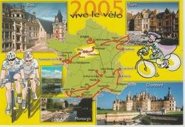 19 / 2 / 73. - VIVE  LE  VELO   2 0 0  5  -  C. P. M - Postales