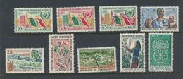 Senegal 19 Timbres MNH XX - Sénégal (1960-...)