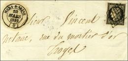 Grille / N° 3 Càd T 14 MERY-S-SEINE (9). 1849. - SUP. - 1849-1850 Ceres