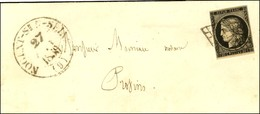 Grille / N° 3 Càd T 13 NOGENT-S-SEINE (9). 1849. - TB. - 1849-1850 Ceres