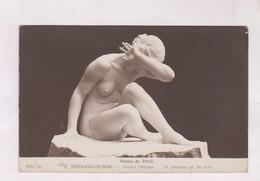 CPA SCULPTURE DUBOIS, DEVANT L AMOUR - Sculptures