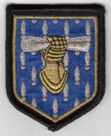 Insigne De Bras Du Commandement Des Ecoles Et De La Formation De La Gendarmerie - Police & Gendarmerie