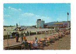 FLUGHAFEN / Airport - HANNOVER - LANGENHAGEN, 1962, PANAM - Aerodrome