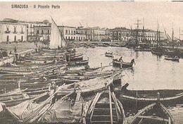 SIRACUSA  - IL PICCOLO PORTO  - - Siracusa