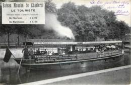 Belgique - Charleroi - Bâteau Mouche De Charleroi - Charleroi