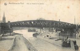 Belgique - Charleroi - Marchienne-au-Pont - Pont De L' Etoile Et La Sambre - Charleroi