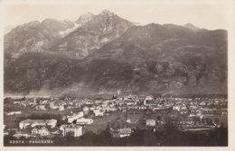 Aosta (Italie) - Panorama - Aosta