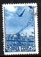URSS. N°1227 De 1948 Oblitéré. Plongeon. - Kunst- Und Turmspringen