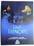DOSSIER DE PRESSE DESSIN ANIME M6 Kid TARA DUNCAN - CITRINE Chloé - Livres, BD, Revues