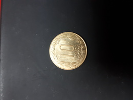 Central African States - Afrique Centrale 10 Francs 2003 - Altri – Africa