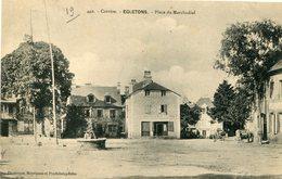 EGLETONS = Place Du Marchadial   373 - Egletons