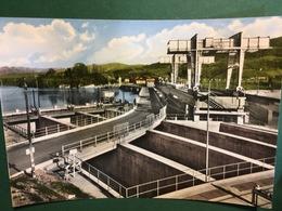 Cartolina Belluno - Busche Di Lent - Ponte Sul Piave - 1956 - Belluno