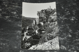 4916   ROC AMADOUR, VUE GENERALE - Rocamadour