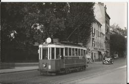 Photo - OTL - Gare De Vain Montchat - Lyon  - Tramway - Trains