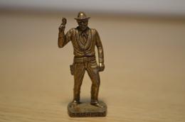 Figurine Kinder B. Masterson - Figurines En Métal