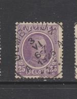 COB 198 Oblitération Centrale GEMBLOUX A Dispersion D'un Ensemble Houyoux Oblitérations Concours - 1922-1927 Houyoux